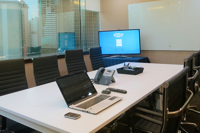 office conference room. Wisma Genting \u2014 Conference Room Office